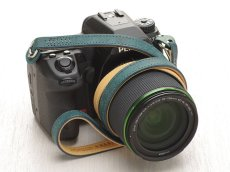 Photo5: Leather Camera Strap [CLASSICO DRITTO] (5)