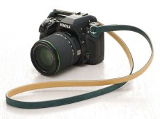 Photo3: Leather Camera Strap [CLASSICO DRITTO] (3)