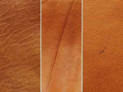 Photo3: Leather Camera Case [CUSCINO]