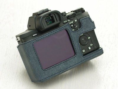 Photo2: Leather Camera Body Suit [for SONY a7 II / a7R II / a7S II]