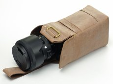 Photo8: Leather Camera Case [SACCO] (8)