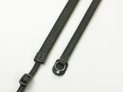 Photo1: Leather Camera Strap [CLASSICO DRITTO]