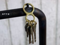 Photo1: Key Chain [OTTO] (1)