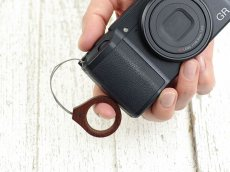 Photo6: *NEW* Wooden Camera Strap [Minimo] (6)