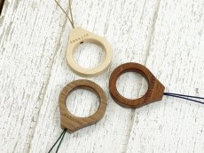Photo10: *NEW* Wooden Camera Strap [Minimo] (10)