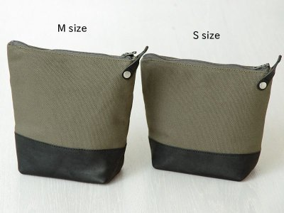 Photo1: Camera Pouch [Cella]