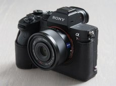 Photo3: Leather Camera Body Suit [for SONY a7 IV / a9 II] (3)
