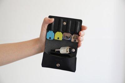 Photo1: Key Case [CASTANGNETTE]