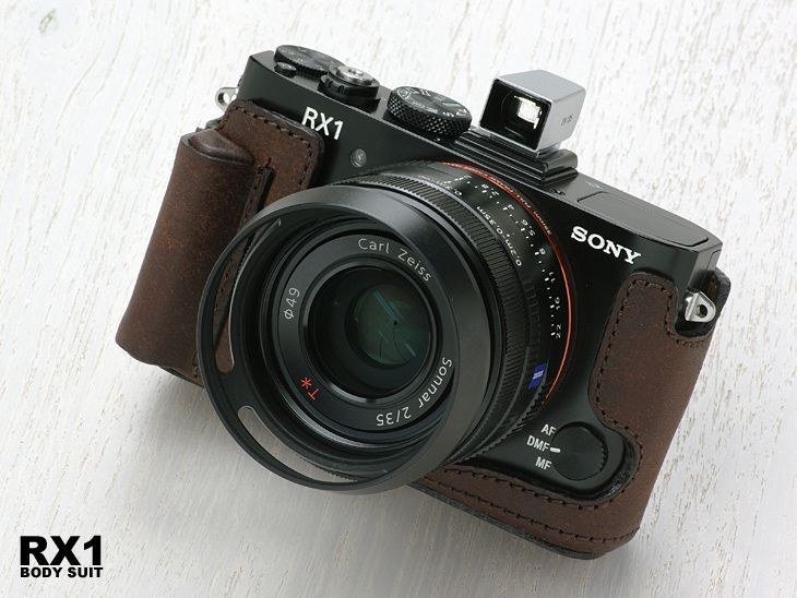 sony rx1. photo1: leather camera body suit [for sony rx1/rx1r] sony rx1 y