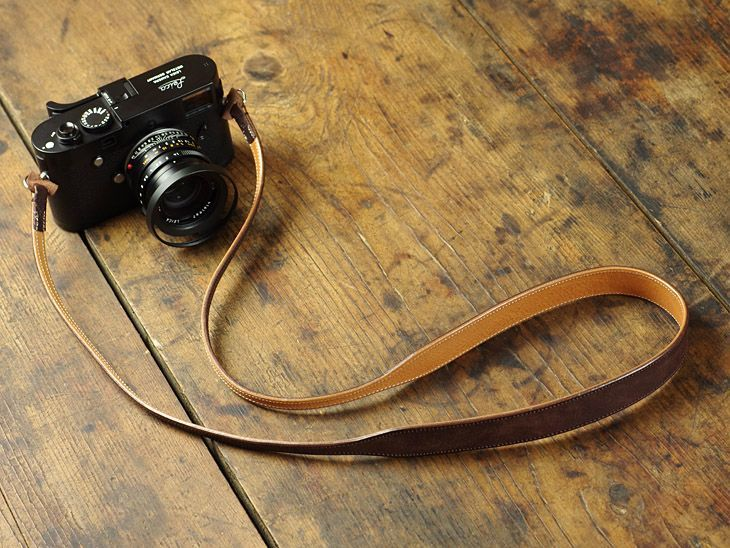 Photo1: Leather Strap [ CLASSICO VARIANTE ] (1)