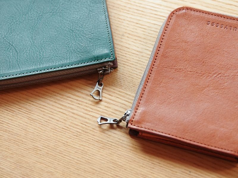 Photo1: L-zip Wallet [COMODO] (1)