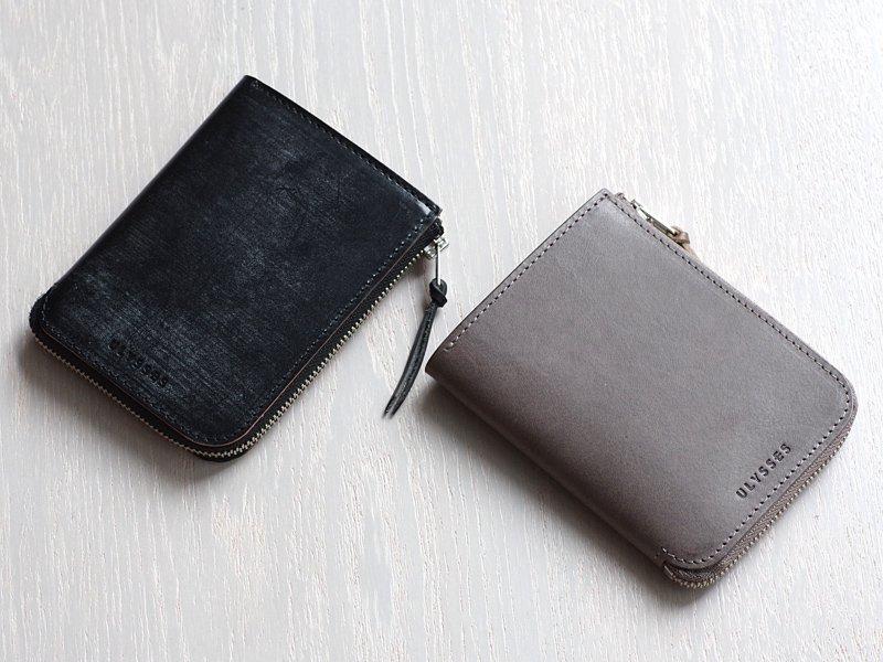 Photo1: L-zip Wallet [COMODO] (1)